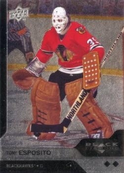 2013-14 Upper Deck Black Diamond #146 Tony Esposito Front