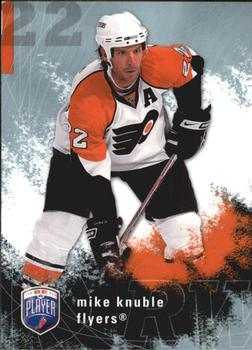 2007-08 Upper Deck Be a Player #145 Mike Knuble Front