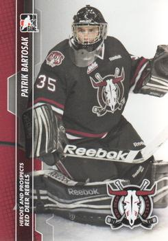 2013-14 In The Game Heroes & Prospects #54 Patrik Bartosak Front