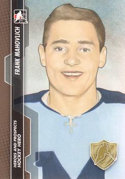 2013-14 In The Game Heroes and Prospects #133 Frank Mahovlich Front