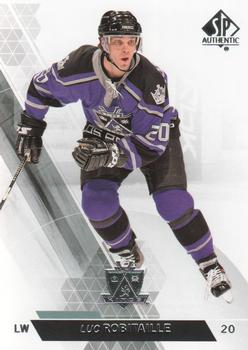 2013-14 SP Authentic #42 Luc Robitaille Front