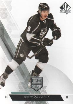 2013-14 SP Authentic #75 Drew Doughty Front