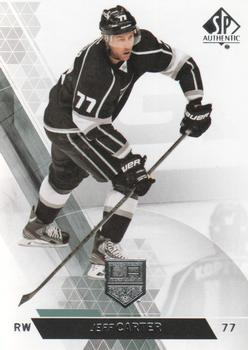 2013-14 SP Authentic #93 Jeff Carter Front