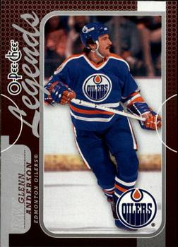 2008-09 O-Pee-Chee #585 Glenn Anderson Front