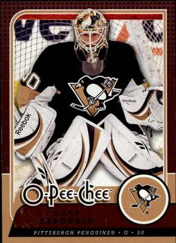2008-09 O-Pee-Chee #741 Dany Sabourin Front