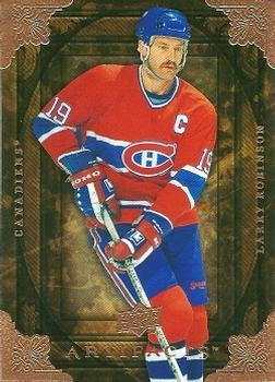 2008 Upper Deck Montreal Canadiens Centennial Set #36 Larry Robinson Hockey Card