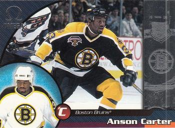 1998-99 Pacific Omega #13 Anson Carter Front