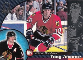 1998-99 Pacific Omega #48 Tony Amonte Front