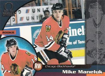 1998-99 Pacific Omega #53 Mike Maneluk Front