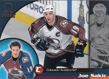 1998-99 Pacific Omega #65 Joe Sakic Front