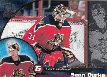 1998-99 Pacific Omega #100 Sean Burke Front