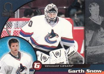 1998-99 Pacific Omega #241 Garth Snow Front