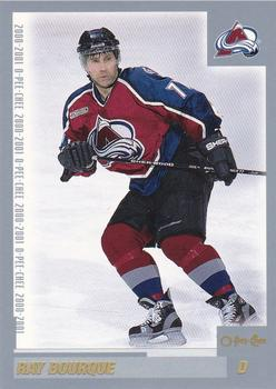 2000-01 O-Pee-Chee #67 Ray Bourque Front