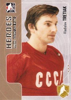 Vladislav Tretiak Gallery - 2005-06 | The Trading Card ...