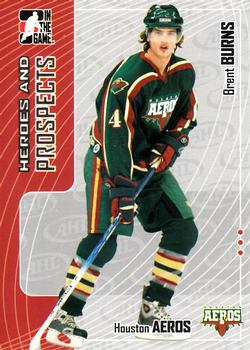 Image result for brent burns houston aeros