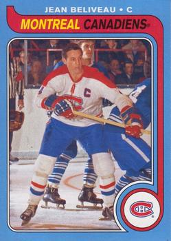 2008-09 O-Pee-Chee - 1979-80 Retro #580 Jean Beliveau Front