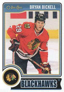 2014-15 O-Pee-Chee #103 Bryan Bickell Front