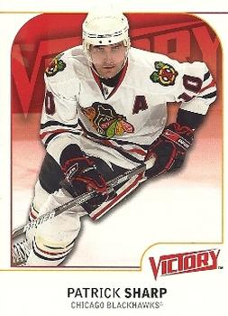 2009-10 Upper Deck Victory #45 Patrick Sharp Front