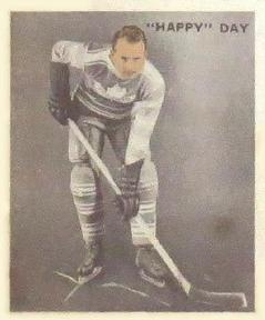 1933-34 World Wide Gum Ice Kings V357 #10 Hap Day Front