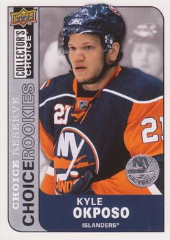 2008-09 Collector's Choice - Choice Reserve #231 Kyle Okposo Front