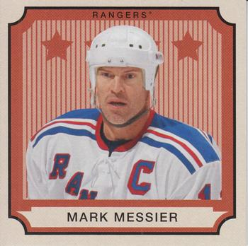 2014-15 O-Pee-Chee - V Series A #S-36 Mark Messier Front