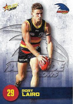 2021 Select AFL Footy Stars #5 Rory Laird Front