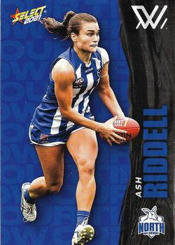 2021 Select AFL Footy Stars #211 Ashleigh Riddell Front