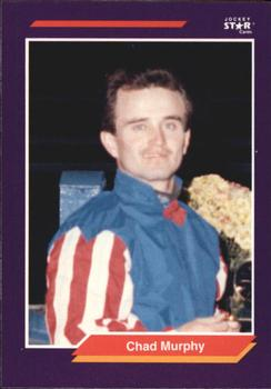 1992 Horse Star Jockey Cards #177 Chad Murphy Front