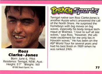 ross clarke jones - photo #47