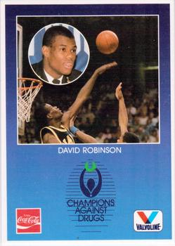 David Robinson Gallery The Trading Card Database