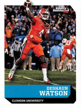 2016 Sports Illustrated for Kids #514 Deshaun Watson Front