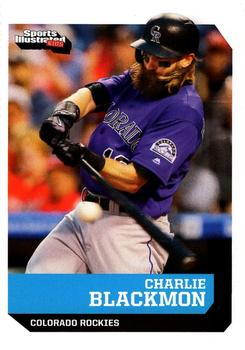 Charlie Blackmon Gallery The Trading Card Database