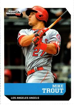 2017 Sports Illustrated for Kids #617 Mike Trout Front