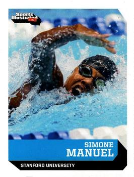 2017 Sports Illustrated for Kids #628 Simone Manuel Front