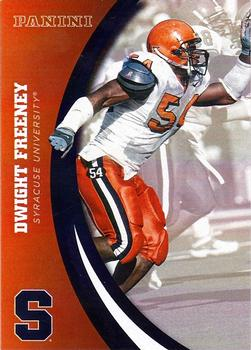 2017 Panini Syracuse University #4 Dwight Freeney Front