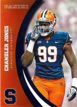 2017 Panini Syracuse University #5 Chandler Jones Front