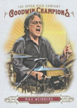 2018 Upper Deck Goodwin Champions #2 Max Weinberg Front