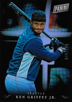 667a2929d8 2018 Panini Black Friday - Panini Collection #KGJ Ken Griffey Jr. Front