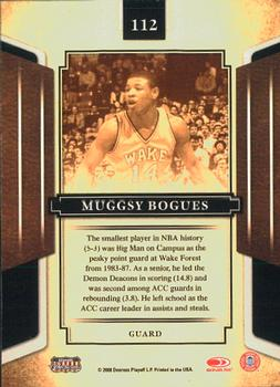 Muggsy Bogues Gallery The Trading Card Database