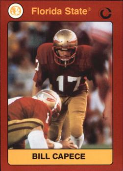 1991 Collegiate Collection Terry Kennedy Florida State