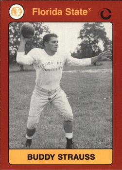 1991 Collegiate Collection Roland Garrett Florida State