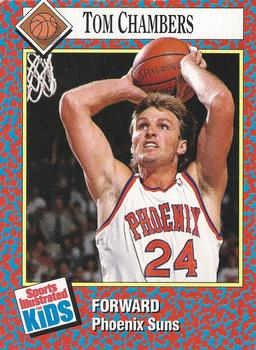 1991 Sports Illustrated For Kids 217 Tom Chambers