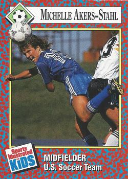 1991 SOCCER WORLD CUP : MARINETTE DIEULOIS