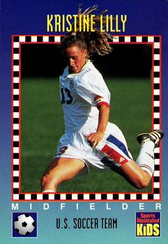 1994 Sports Illustrated for Kids #280 Kristine Lilly Front