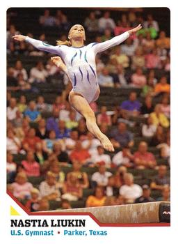 2006 Sports Illustrated for Kids #115 Nastia Liukin Front