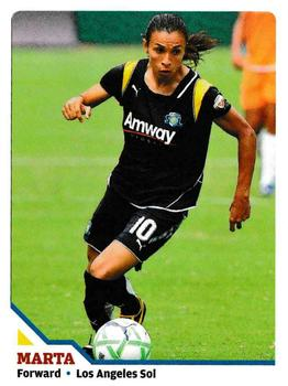 2011 Upper Deck MLS #190 Marta