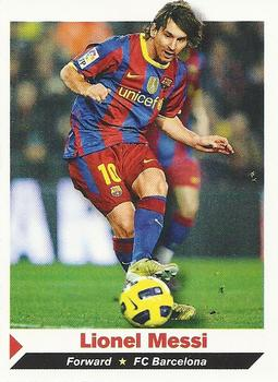 2011 Sports Illustrated for Kids #51 Lionel Messi Front