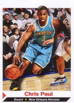 2011 Sports Illustrated for Kids #5 Chris Paul Front