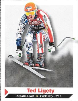 2011 Sports Illustrated for Kids #18 Ted Ligety Front