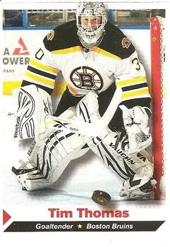 2011 Sports Illustrated for Kids #26 Tim Thomas Front